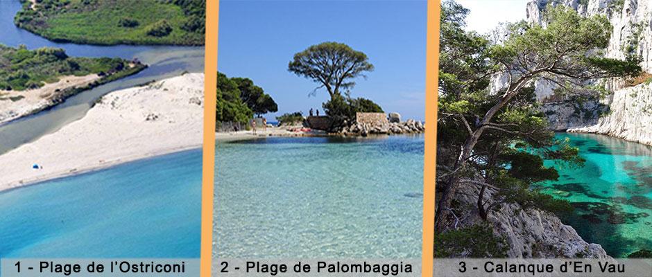 Notre sélection des 10 plages à voir en France : tour d'horizon de nos belles côtes