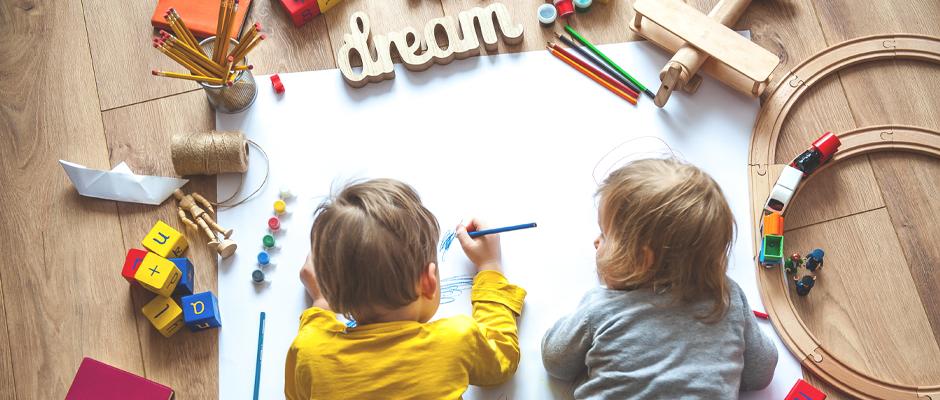 Fabriquer des jeux avec ses enfants à partir d'objets de récupération