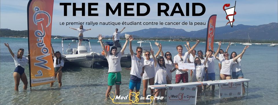 Le Med Raid, le programme de lutte contre le cancer de la peau qui sillonne la Corse